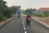 Đê bao bờ hữu sông Sài Gòn sẽ thành đường