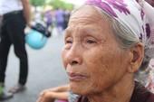 Người dân Ninh Bình bật khóc tiễn biệt Chủ tịch nước…