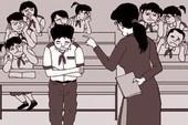 Dự thảo quy định xử phạt dạy thêm gây tranh cãi