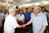 TBT Nguyễn Phú Trọng được giới thiệu để QH bầu Chủ tịch nước