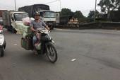 Đoạn nguy hiểm nhất trên cao tốc Trung Lương
