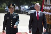 Mỹ liên tục 'nắn gân' Trung Quốc ở biển Đông