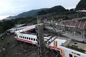 Tai nạn xe lửa ở Đài Loan: Hàng trăm người thương vong
