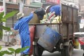 TP.HCM tăng phí thu gom rác từ tháng 11
