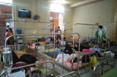 42 người nhập viện nghi ngộ độc do ăn thịt trâu