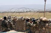 Taliban bất ngờ tấn công miền Tây Afghanistan