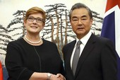 Ông Vương Nghị: 'Trung Quốc có thể là đối tác với Úc'