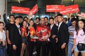 Cựu hậu vệ Brazil, Roberto Carlos đưa đội Việt Nam lên mây