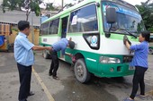 Mạng lưới xe buýt TP.HCM trước nguy cơ 'vỡ trận'