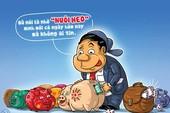Biếm họa góp sức phòng, chống tham nhũng