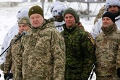 NATO không triển khai tàu chiến giúp Ukraine