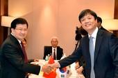 VN và Hàn Quốc hướng đến kim ngạch song phương 100 tỉ USD