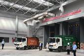 Cần Thơ khánh thành nhà máy xử lý rác ngàn tỉ