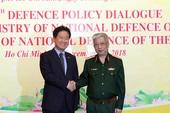 VN-Hàn Quốc tăng cường hợp tác trong lĩnh vực quốc phòng