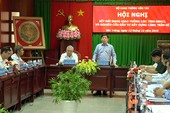 Nghiên cứu xây dựng dự án cảng Trần Đề