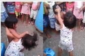 Xúi con gái đánh nhau, 2 bà mẹ ngồi tù