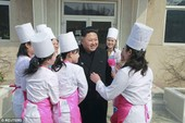 Ông Kim Jong-un làm gì trong ngày Quốc tế phụ nữ?