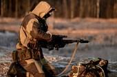 Đặc nhiệm Nga 'săn khủng bố', 7 phiến quân thiệt mạng