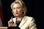 Bà Hillary Clinton bất ngờ lên tiếng phản đối TPP