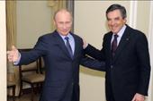 Sau Mỹ, ông Putin 'phủ bóng' lên cuộc bầu cử Pháp