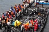 Cháy tàu du lịch Indonesia, hơn 20 người thiệt mạng