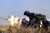 Trung Quốc tập trận bắn đạn thật gần biên giới Ấn Độ