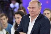Ông Putin chia sẻ về 3 giá trị quan trọng nhất đời mình