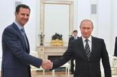 Nga sẽ đóng quân ở Syria nửa thế kỷ tới
