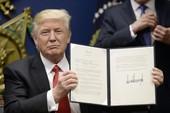 Tổng thống Trump thắng lớn tại Tòa án Tối cao