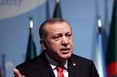 Đáp trả Mỹ, Thổ Nhĩ Kỳ muốn mở đại sứ quán ở Jerusalem