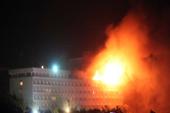 Nổ súng tại khách sạn Kabul, ít nhất 5 người thiệt mạng