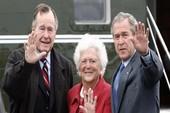 Cựu đệ nhất phu nhân Mỹ qua đời ở tuổi 92