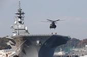 Nhật Bản sẽ có tàu sân bay