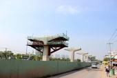 Nguy cơ dừng thi công đường sắt Bến Thành - Suối Tiên