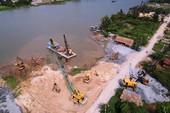Lập đoàn kiểm tra sau vụ sạt lớn ở sông Sài Gòn