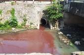 TP.HCM dự tính tăng phí nước thải