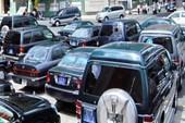 Bộ Tài chính mở rộng khoán xe công
