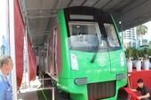 Mở cửa tuyến metro đầu tiên ở Việt Nam
