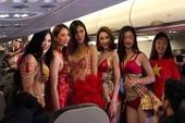 Bộ Văn hóa đề nghị xử lý VietJet vụ diễn bikini