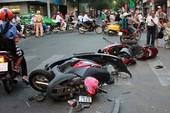 Ngày đầu năm mới, 34 người chết vì tai nạn giao thông