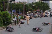 2 tháng, 1.506 người chết vì tai nạn giao thông