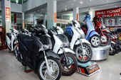 Sẽ lấy ý kiến việc dán nhãn năng lượng đối với xe máy