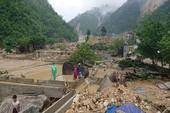Đã có 15 người chết do mưa lũ ở Hà Giang, Lai Châu