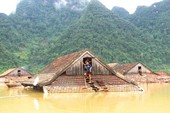 Số người chết do mưa lũ tăng lên 34 người