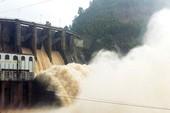 Thủy điện Sơn La, Hòa Bình nhận lệnh xả lũ