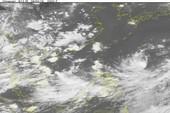 Mưa lớn chưa ngớt, lại xuất hiện áp thấp nhiệt đới trên biển