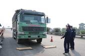Tổng cục Đường bộ 'điểm mặt' các cung đường có xe quá tải