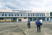Đề xuất xây sân bay Điện Biên theo hình thức PPP.