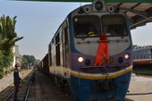 Đường sắt tái khởi động vận chuyển khách tại một số tuyến