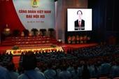 Đại hội Công đoàn VN mặc niệm Chủ tịch nước Trần Đại Quang